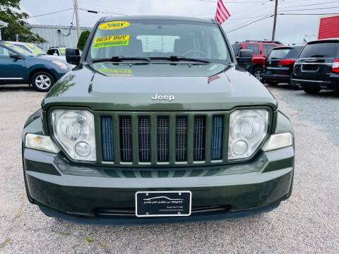 2008 Jeep Liberty for sale at Cape Cod Cars & Trucks in Hyannis MA