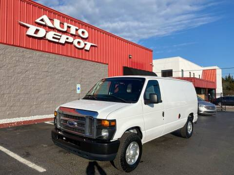 2014 Ford E-Series Cargo for sale at Auto Depot - Smyrna in Smyrna TN