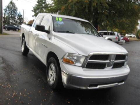 2010 Dodge Ram Pickup 1500 for sale at Reza Dabestani in Knoxville TN