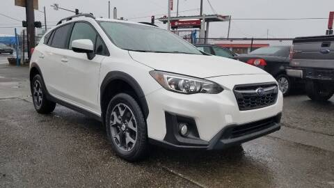 2018 Subaru Crosstrek for sale at Seattle's Auto Deals in Seattle WA