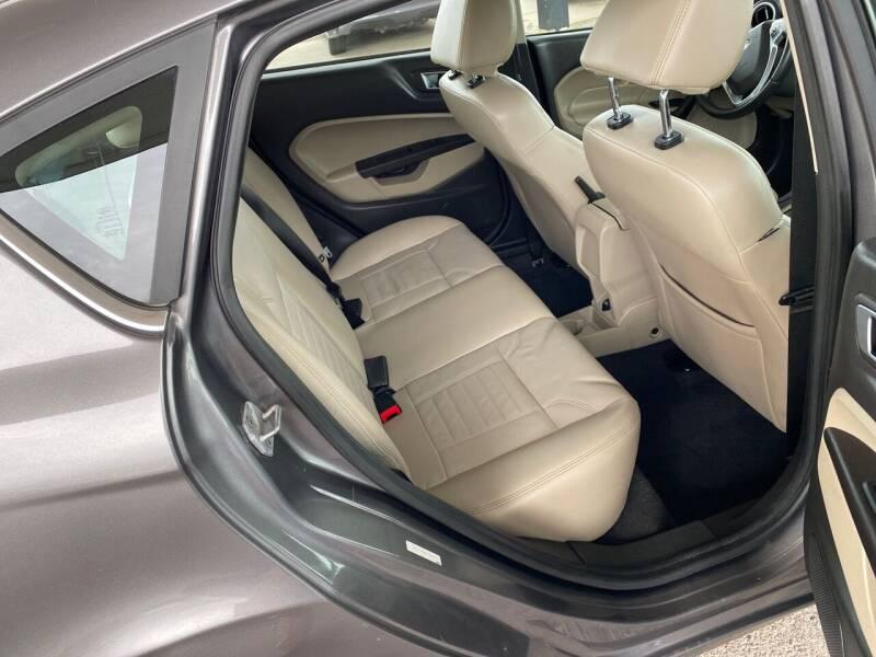 2014 Ford Fiesta Titanium 4dr Hatchback - Idaho Falls ID