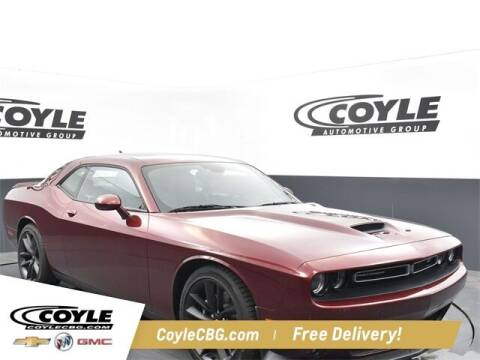 2020 Dodge Challenger for sale at COYLE GM - COYLE NISSAN - New Inventory in Clarksville IN