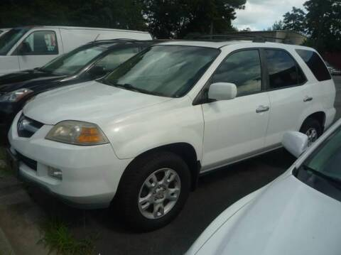 2004 Acura MDX for sale at Credit Cars LLC in Lawrenceville GA