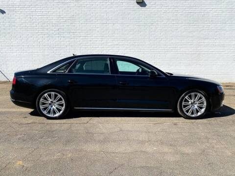 2012 Audi A8 L for sale at Smart Chevrolet in Madison NC