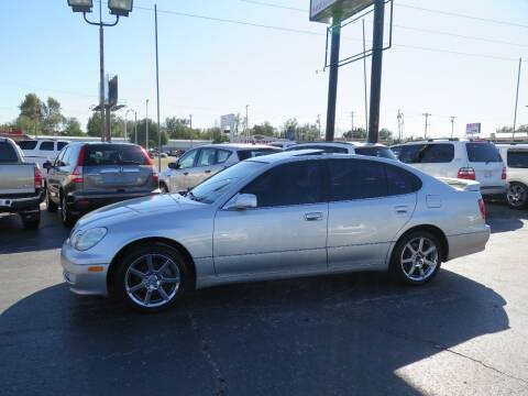 2003 Lexus GS 430 for sale at United Auto Sales in Oklahoma City OK