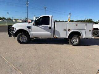 2008 Ford F-250 Super Duty for sale at J & S Auto in Downs KS
