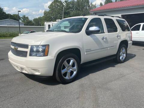 2011 Chevrolet Tahoe for sale at Alexandria Auto Mart LLC in Alexandria PA