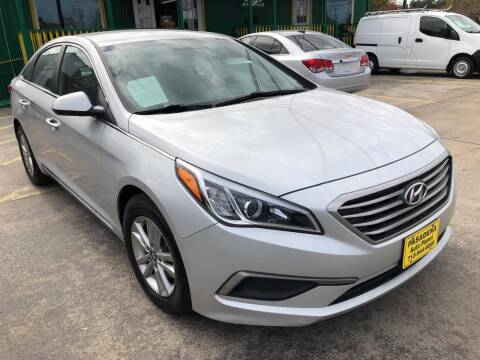2017 Hyundai Sonata for sale at Pasadena Auto Planet in Houston TX