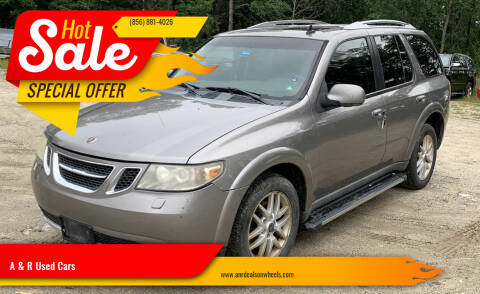 2006 Saab 9-7X for sale at A & R Used Cars in Clayton NJ