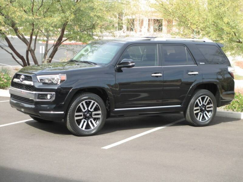 2017 Toyota 4Runner for sale at COPPER STATE MOTORSPORTS in Phoenix AZ