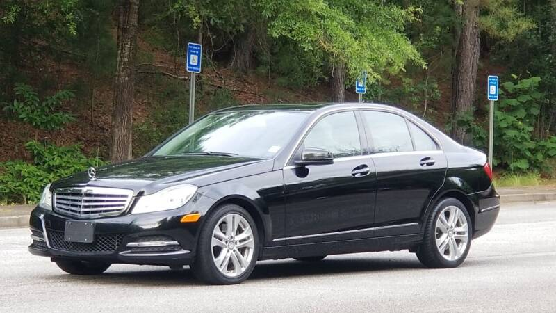 2013 Mercedes-Benz C-Class for sale at United Auto Gallery in Suwanee GA