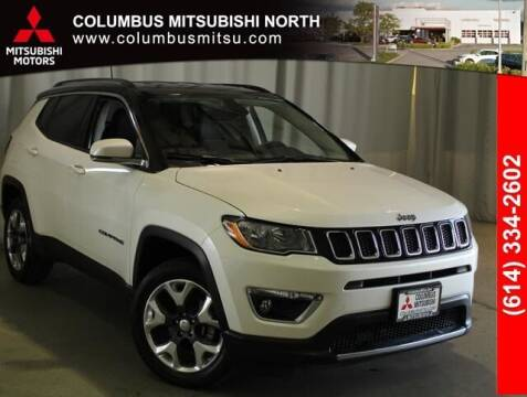 2018 Jeep Compass for sale at Auto Center of Columbus - Columbus Mitsubishi North in Columbus OH