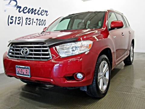 2010 Toyota Highlander for sale at Premier Automotive Group in Milford OH