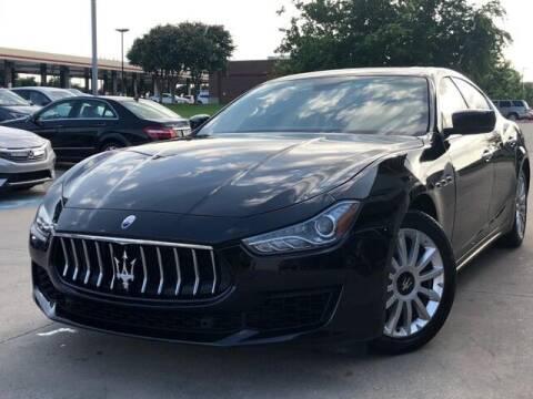 2014 Maserati Ghibli for sale at European Motors Inc in Plano TX