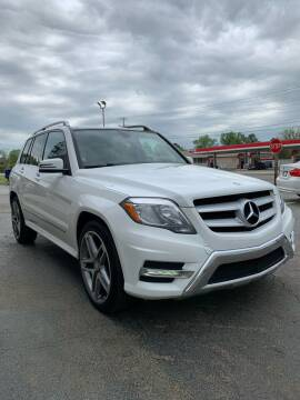 2014 Mercedes-Benz GLK for sale at City to City Auto Sales in Richmond VA