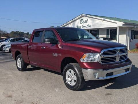 2017 RAM Ram Pickup 1500 for sale at Best Used Cars Inc in Mount Olive NC