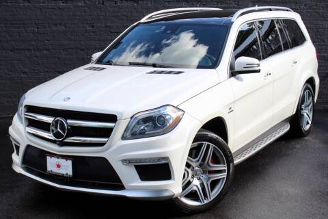 2014 Mercedes-Benz GL-Class for sale at Kings Point Auto in Great Neck NY