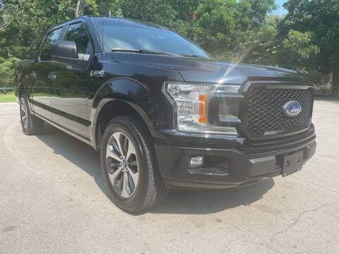 2020 Ford F-150 for sale at Thornhill Motor Company in Lake Worth TX