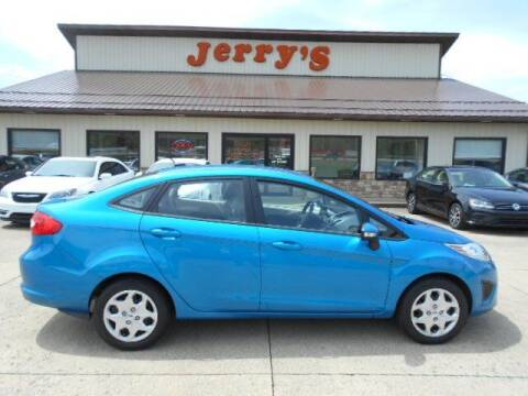 2013 Ford Fiesta for sale at Jerry's Auto Mart in Uhrichsville OH