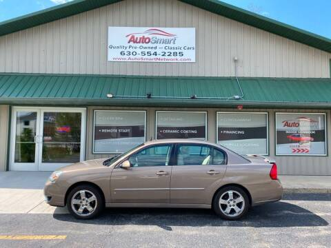 2007 Chevrolet Malibu for sale at AutoSmart in Oswego IL