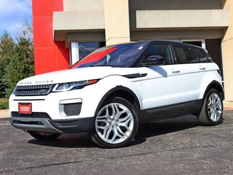 2017 Land Rover Range Rover Evoque for sale at Schaumburg Pre Driven in Schaumburg IL