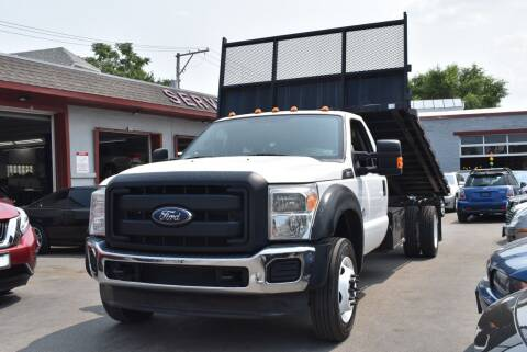 2013 Ford F-550 Super Duty for sale at Chicago Cars US in Summit IL