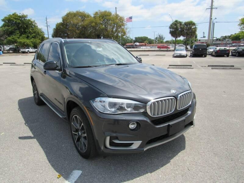 2015 BMW X5 for sale at United Auto Center in Davie FL