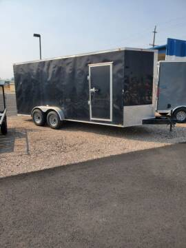 2018 EMPIRE ENCLOSED for sale at RIDGELINE AUTO in Chubbuck ID