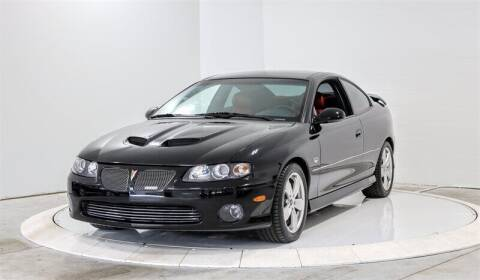 2004 Pontiac GTO for sale at Mershon's World Of Cars Inc in Springfield OH