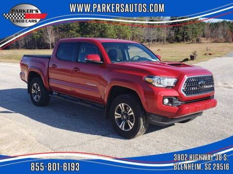 2019 Toyota Tacoma for sale at Parker's Used Cars in Blenheim SC