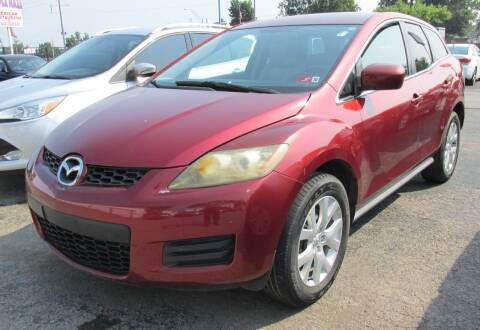 2009 Mazda CX-7 for sale at Express Auto Sales in Lexington KY