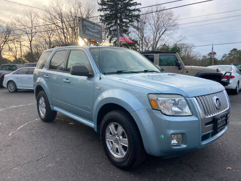 2008 Mercury Mariner for sale at Jimmy Jims Auto Sales in Tabernacle NJ