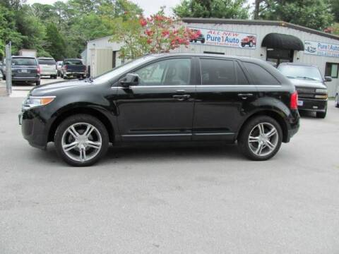 2011 Ford Edge for sale at Pure 1 Auto in New Bern NC