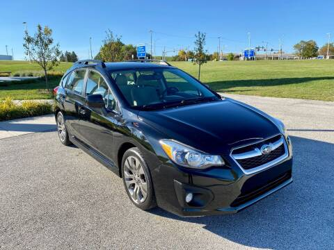 2014 Subaru Impreza for sale at Airport Motors in Saint Francis WI