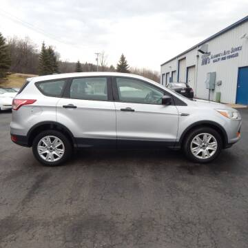 2013 Ford Escape for sale at TIM'S ALIGNMENT & AUTO SVC in Fond Du Lac WI
