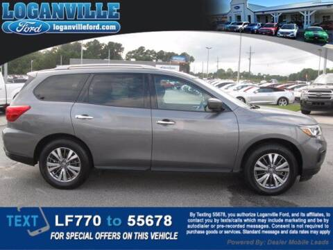 2019 Nissan Pathfinder for sale at Loganville Ford in Loganville GA