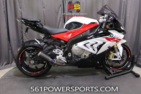 2018 BMW S 1000 RR for sale at Powersports of Palm Beach in Hollywood FL