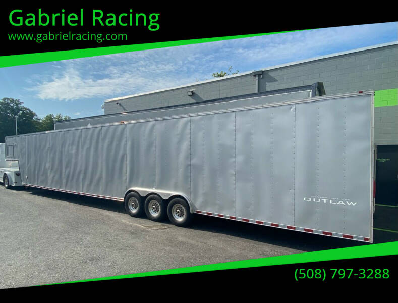 2006 Vintage Outlaw 53ft Enclosed for sale at Gabriel Racing in Worcester MA
