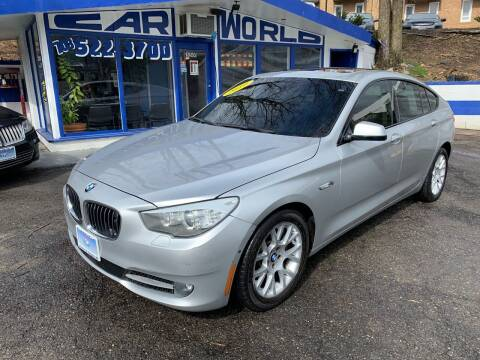 2010 BMW 5 Series for sale at Car World Inc in Arlington VA