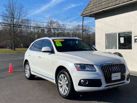 2016 Audi Q5 for sale at Vantage Auto Group in Tinton Falls NJ