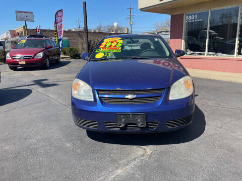 2006 Chevrolet Cobalt for sale at RON'S AUTO SALES INC in Cicero IL