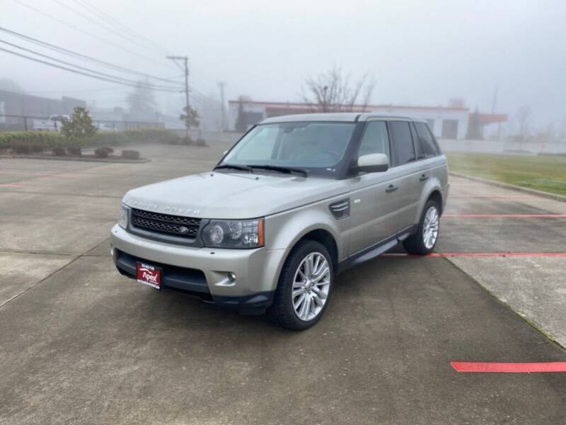 2010 Land Rover Range Rover Sport for sale at Apex Motors Parkland in Tacoma WA