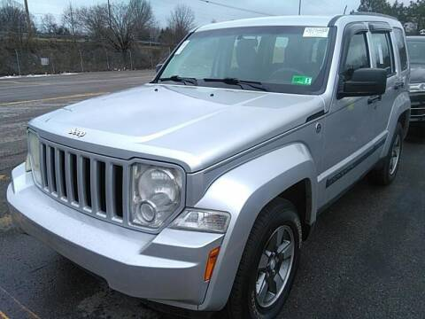 2008 Jeep Liberty for sale at Select AWD in Provo UT