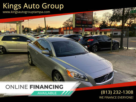2011 Volvo C70 for sale at Kings Auto Group in Tampa FL