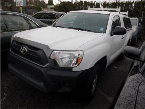 2014 Toyota Tacoma for sale at Klean Carz in Seattle WA