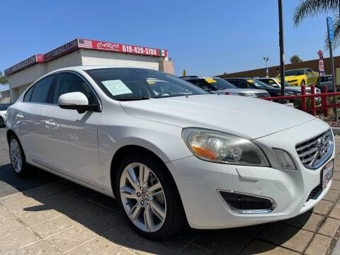 2011 Volvo S60 for sale at CARCO SALES & FINANCE - CARCO OF POWAY in Poway CA