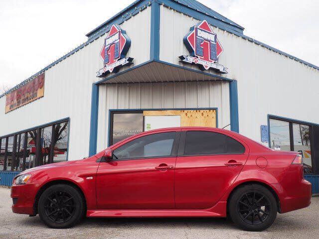 2014 Mitsubishi Lancer for sale at DRIVE 1 OF KILLEEN in Killeen TX