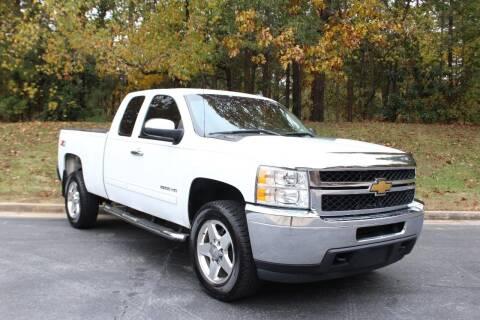 2013 Chevrolet Silverado 2500HD for sale at El Patron Trucks in Norcross GA