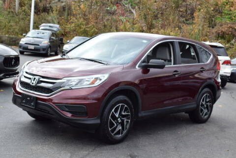 2016 Honda CR-V for sale at Automall Collection in Peabody MA