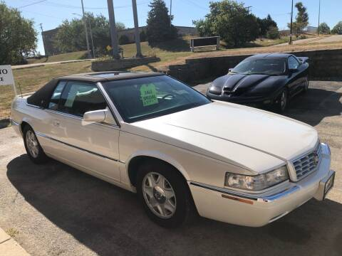 2002 Cadillac Eldorado for sale at Cresthill Auto Sales Enterprises LTD in Crest Hill IL